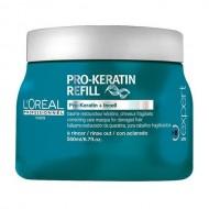 Pro-Keratin Refill  - Маска за силно изтощена коса - 500 ml