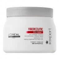 Fiberceutic - Запечатваща маска ботокс за гъста коса - 500 ml
