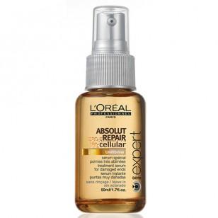 Absolut Repair Cellular - Серум за силно изтощени краища - 50 ml
