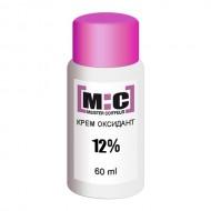 M:C 40 vol. - Крем оксидант 12% - 60 ml