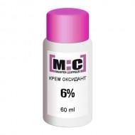M:C 20 vol. - Крем оксидант 6% - 60 ml