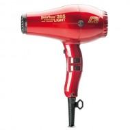 Професионален сешоар Parlux 385 PowerLight Red - 2150 W