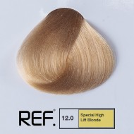 12.0 REF Colours - Специално натурално най-светло русо - 100 ml