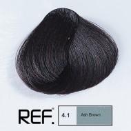 4.1 REF Colours - Пепелно кафяво - 100 ml