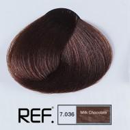 7.036 REF Colours - Млечен шоколад - 100 ml