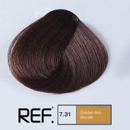 7.31 REF Colours - Златно пепелно русо - 100 ml