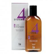 Шампоан № 3 с климбазол за всеки тип коса - 215 ml
